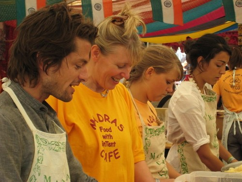 Madras Cafe at WOMAD: Serving for a purpose