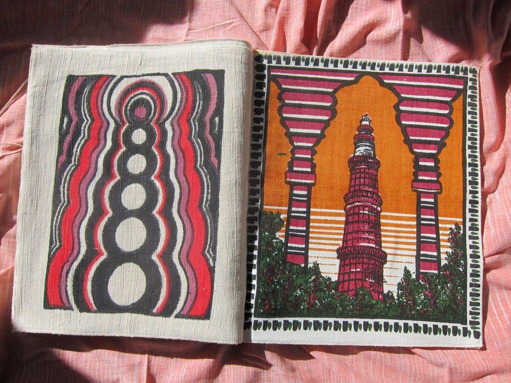 weaving stories khadi jholas