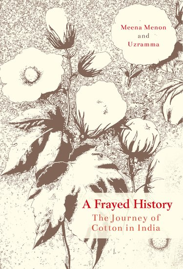 frayed history cover