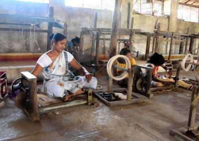 Charkha: Spinning for Respect, Confidence and Empowerment