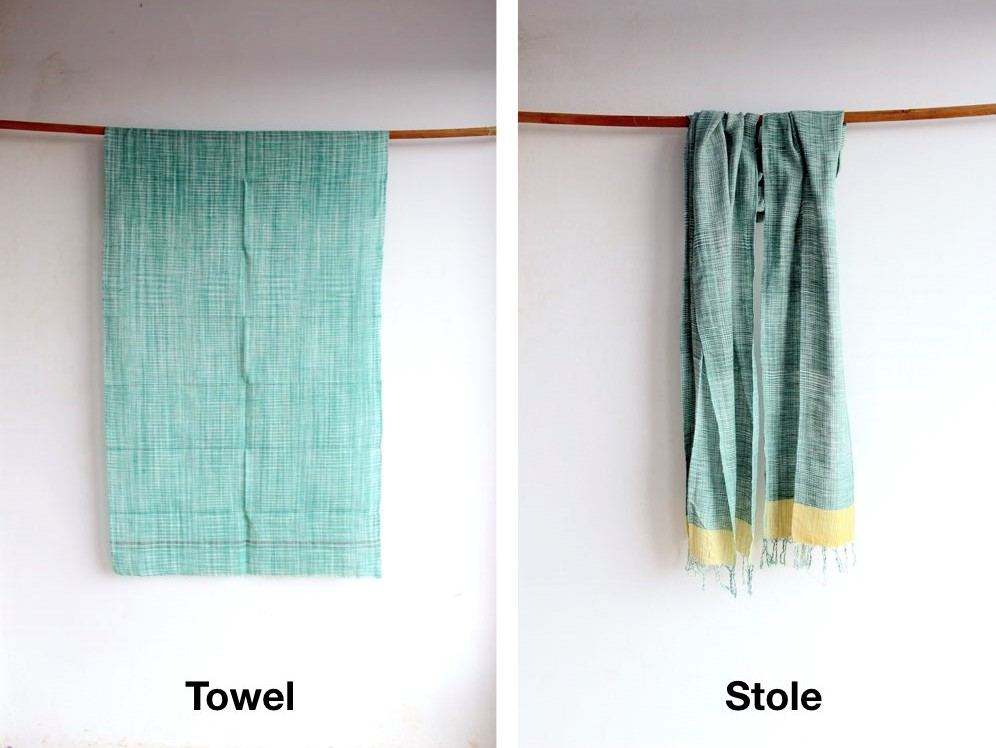 towel to stole innnovation
