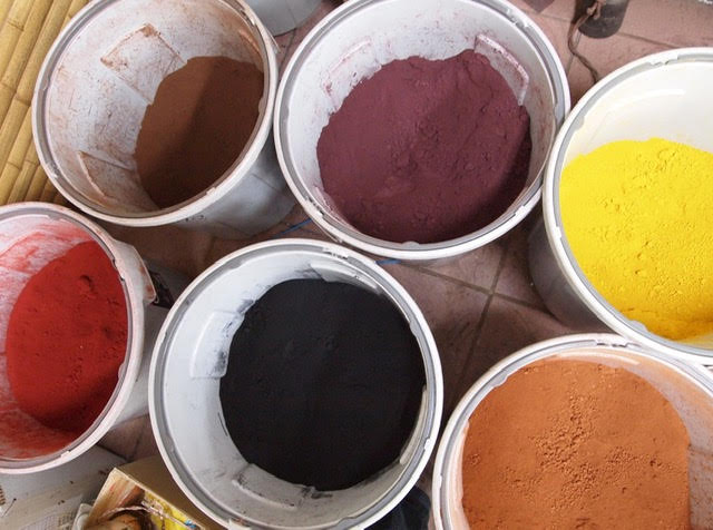 Ready for dyeing Bengala Dye workshop